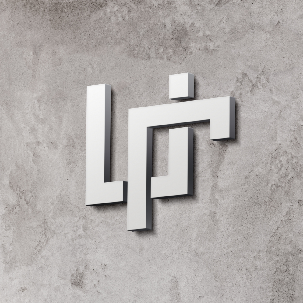 Umberto Rubini Logo por Design Wade