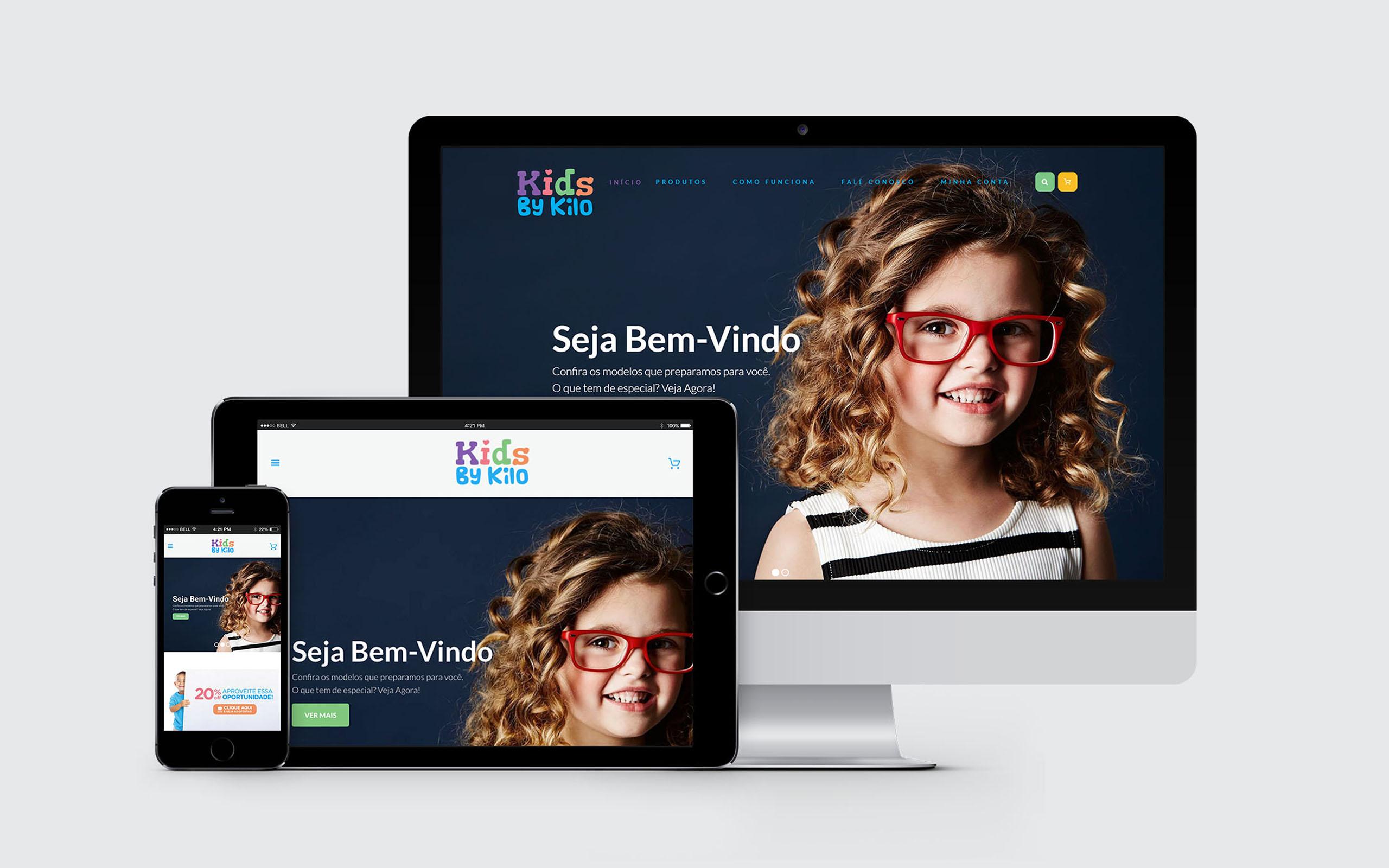 E-commerce Kids By Kilo