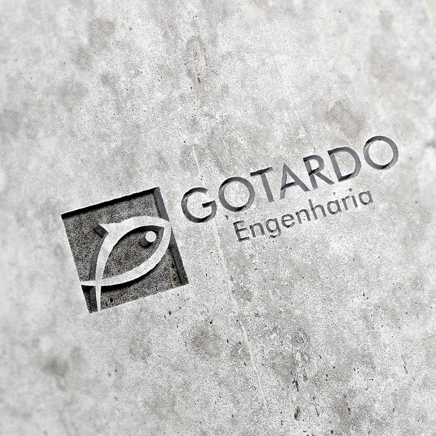 Logo Gotardo Engenharia