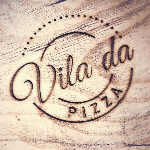 vila da pizza logo