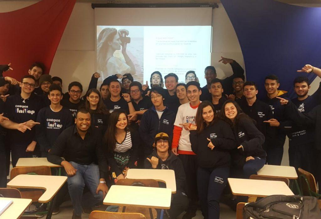 Semana da informatica Univap 2018